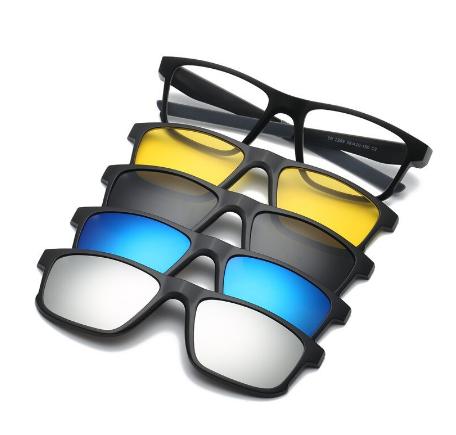очила со магнет